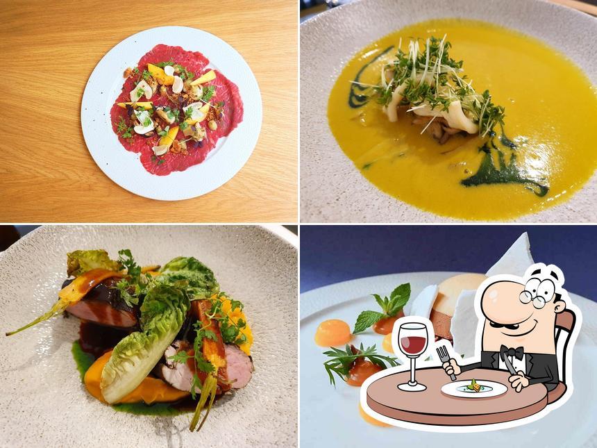 Food at Dejvická 34