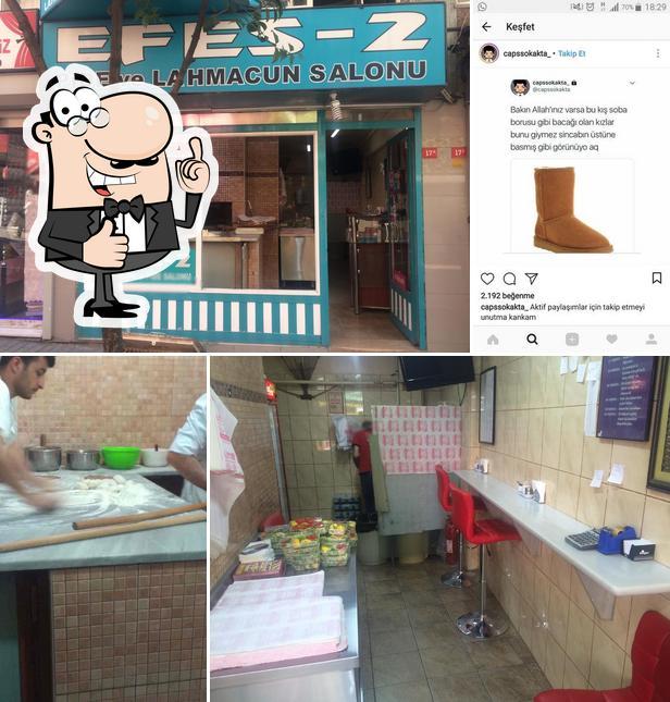 Look at this photo of Efes Pide Ve Kebap Salonu