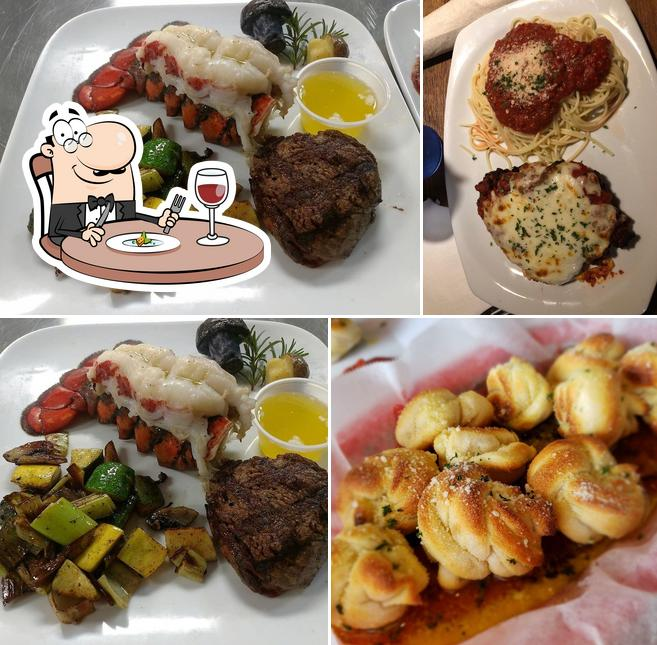 Meals at Nino's Pizzeria & Eatery