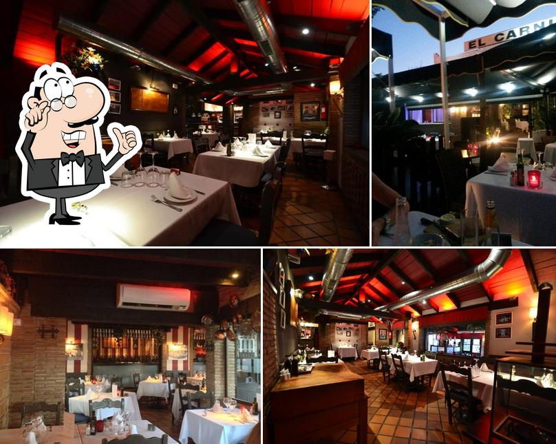 Check out how El Carnicero looks inside