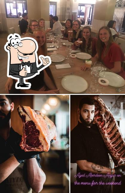 See this photo of Manzo Steakhouse