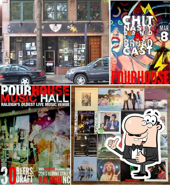 Here's an image of The Pour House Music Hall