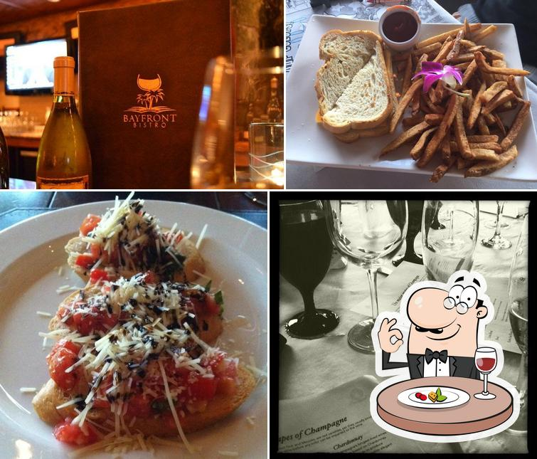 The picture of Bayfront Bistro's food and drink