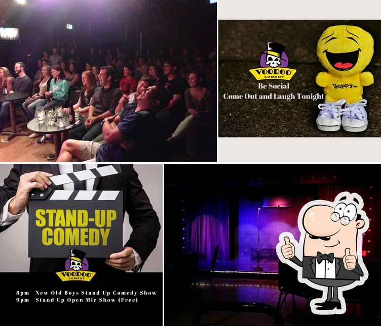 Here's an image of RISE Comedy - Full Bar • Comedy • Improv • Stand Up • Sketch