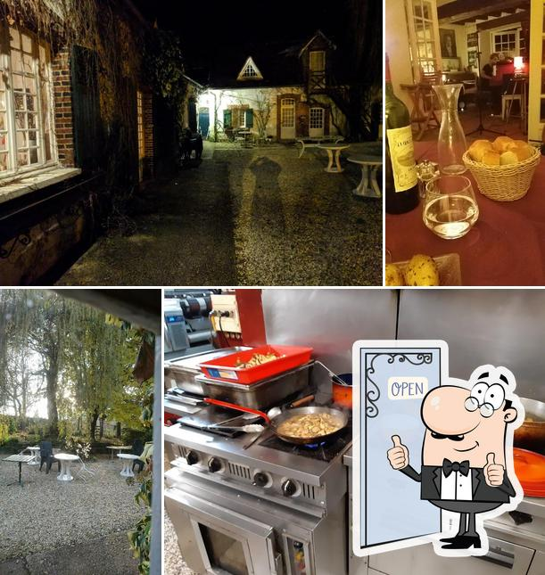 See this photo of Restaurant La Fontaine aux Muses