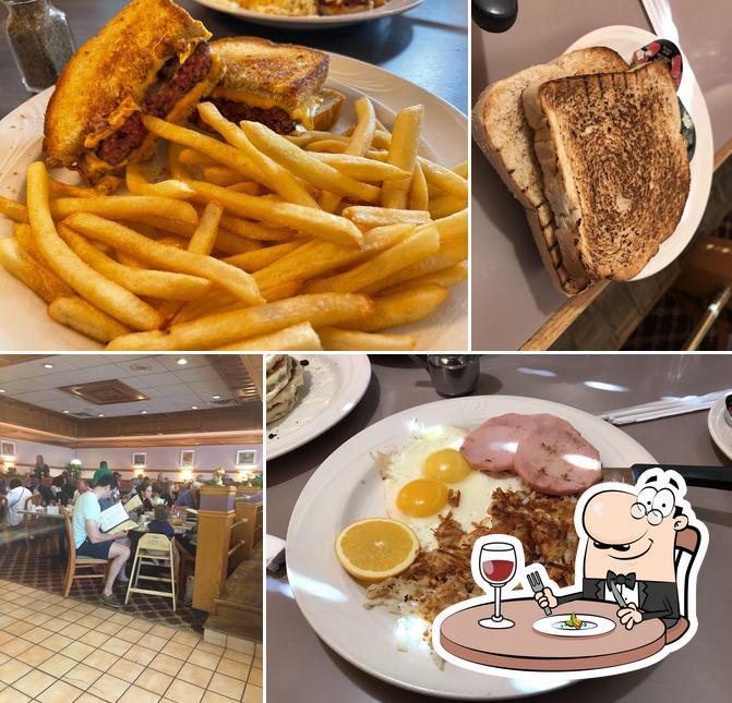 Meals at Morningside Cafe