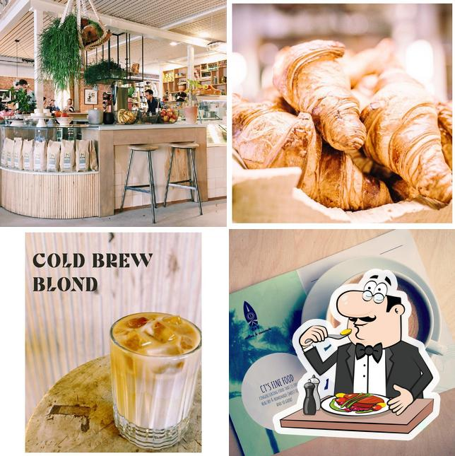 The picture of Coffee & Coconuts's food and drink