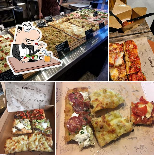 Food at Bonci