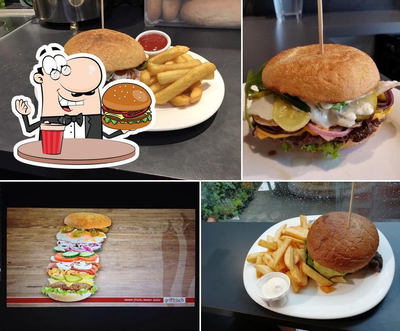 Die Burger von Grillfrisch in einer Vielzahl an Geschmacksrichtungen werden euch sicherlich schmecken