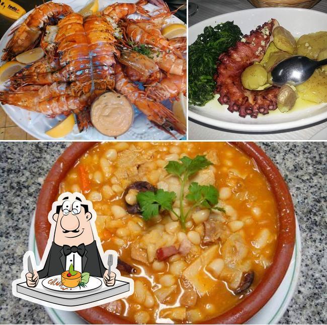 Essen im Toscana