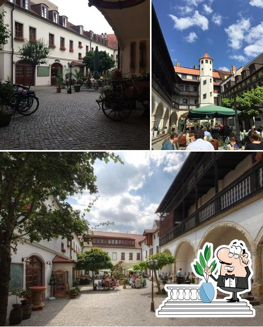 Check out how Brauhaus Wittenberg looks outside