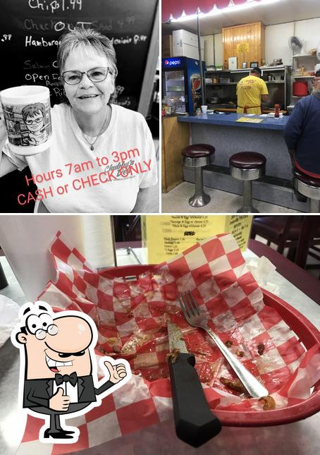Here's a picture of Chubby's Deli