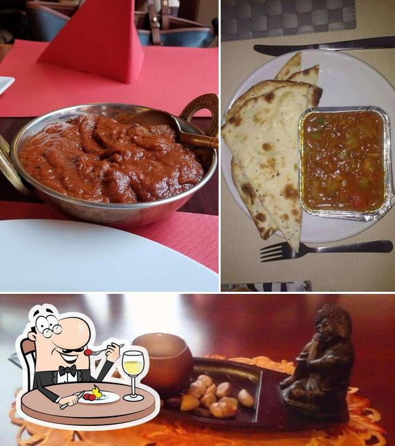 Food at Spice India