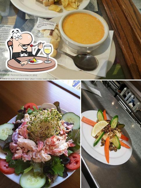 Meals at Side Street Cafe