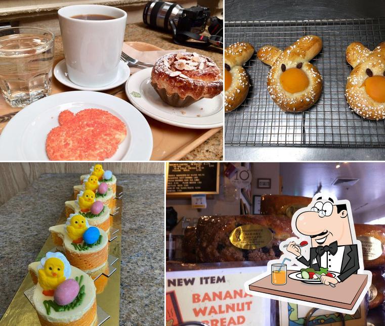 Meals at Moonside Bakery & Cafe