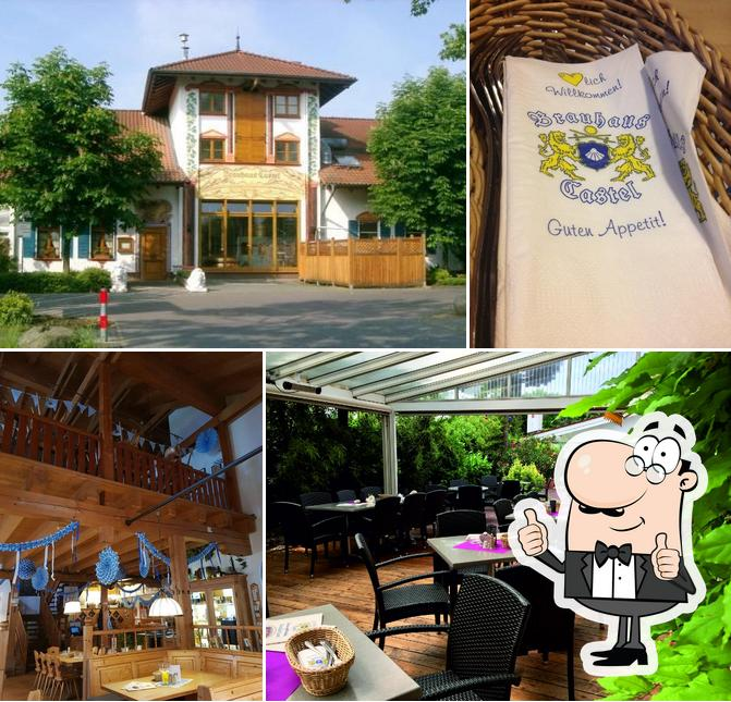 See the picture of Brauhaus Castel