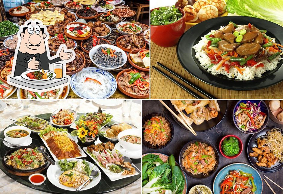 Comida en Travelforchina