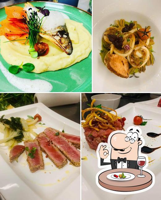 Gerichte im Little Italy