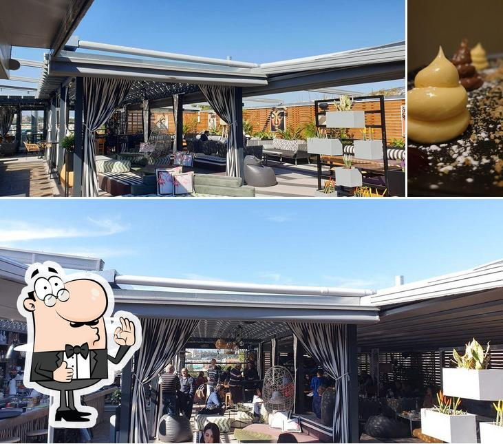 See this photo of Chriska Roof Garden