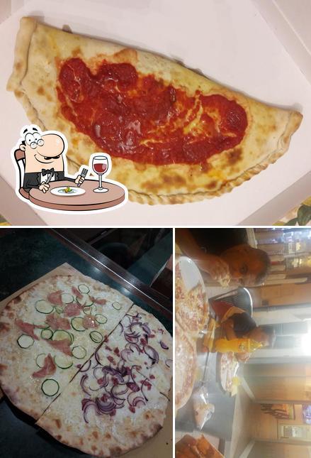 Essen im La Rustichella