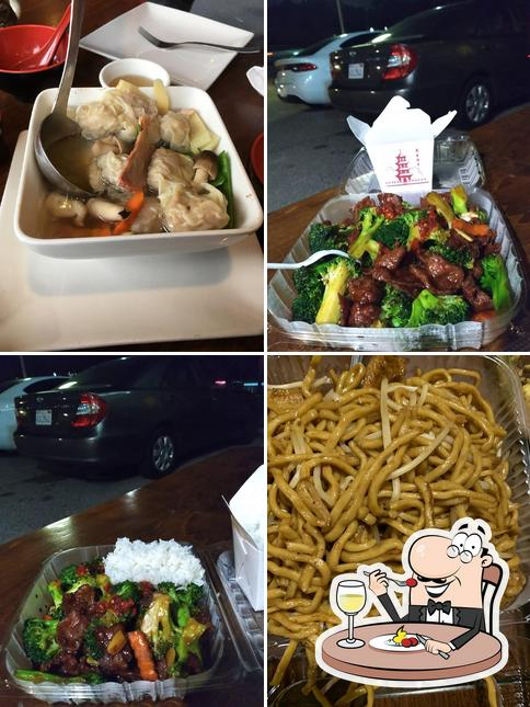 Meals at Asian Kings Kitchen