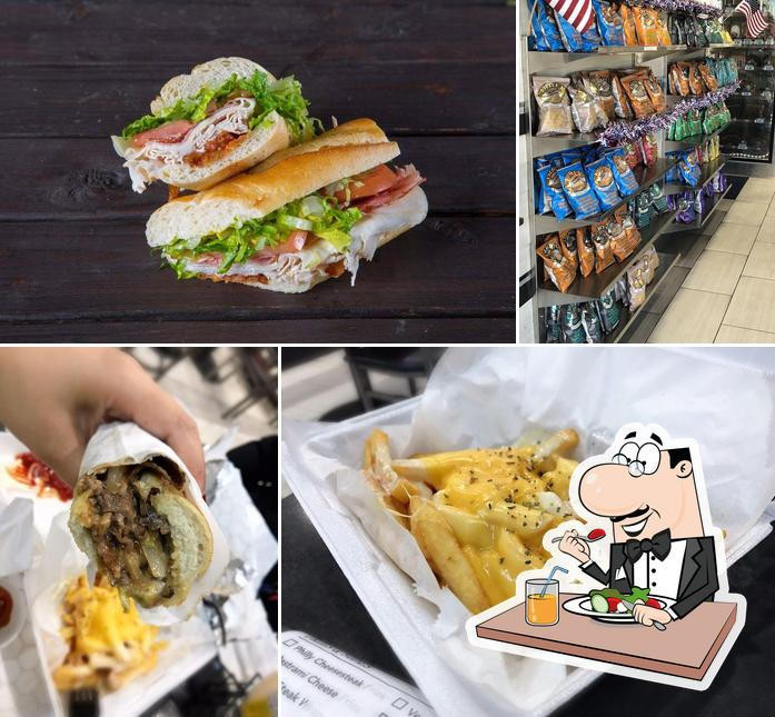 Meals at From philly