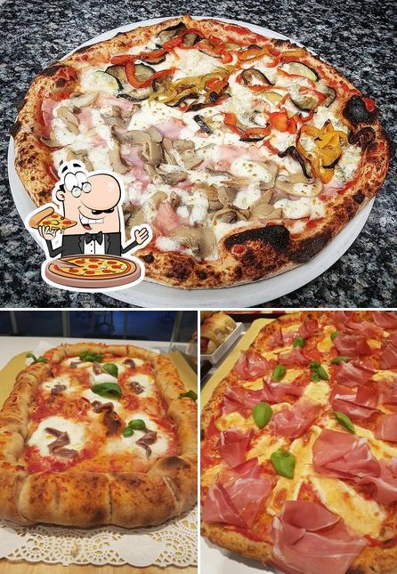 Prova una pizza a Pizzeria Pd'A