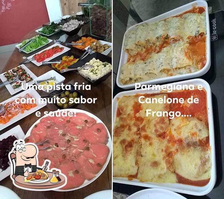 Consiga pizza no Bistrô Le Monde