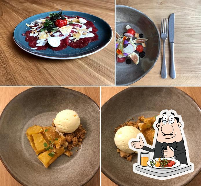 Meals at Dinercafé Plezant Groningen