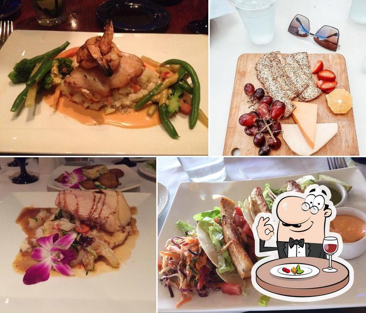 Meals at Bayfront Bistro