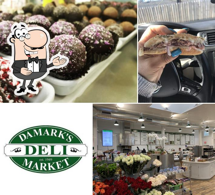 Look at this photo of Damark's Market