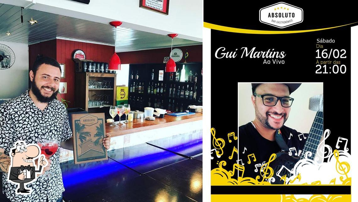 "Это снимок паба и бара ""Absoluto Bar Gastronômico"""