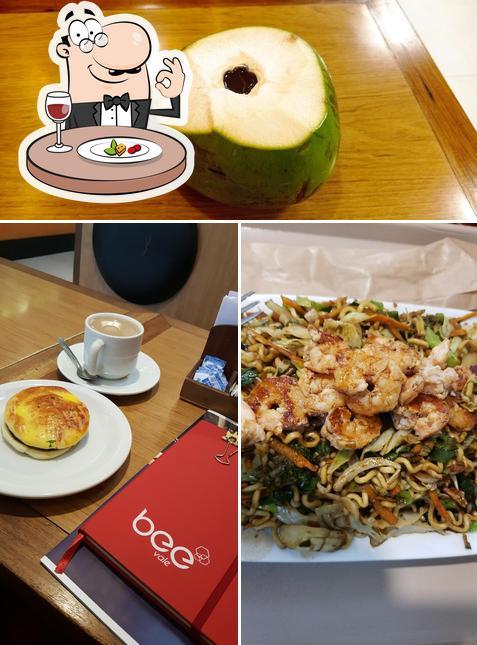 Comida em Mixturyaki