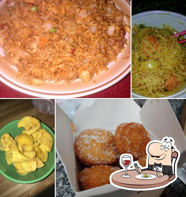 Food at Cathay Gourmet