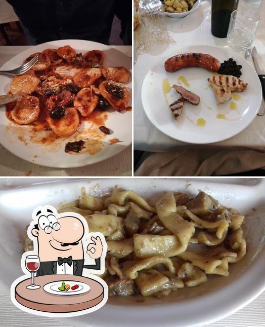 Nourriture à Il Giardino di Epicuro