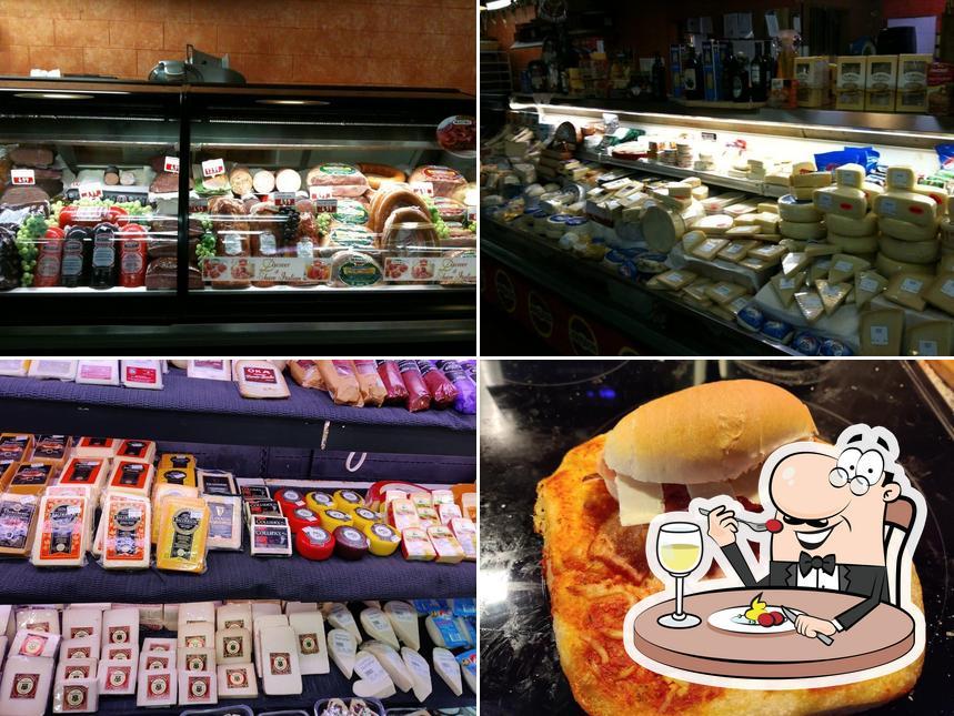 Food at Angelino's Fresh Choice Market