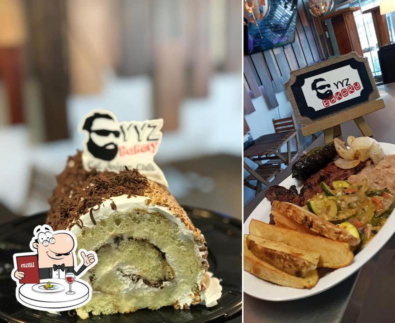 Food at YYZ Bakery