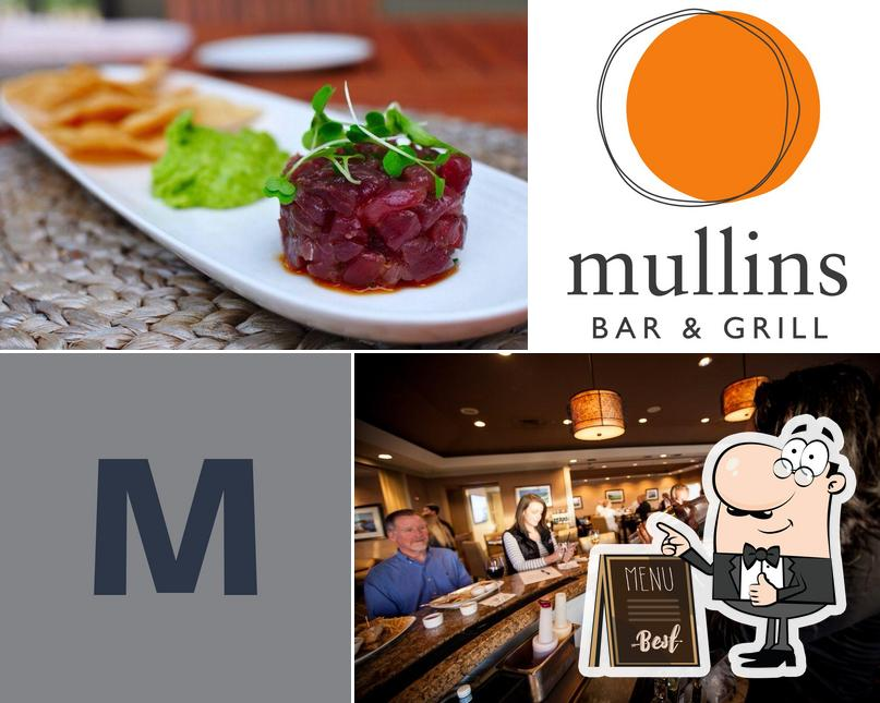 Look at the picture of Mullins Bar and Grill