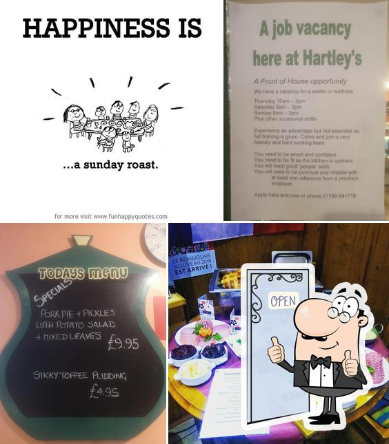 Here's an image of Hartleys Kitchen
