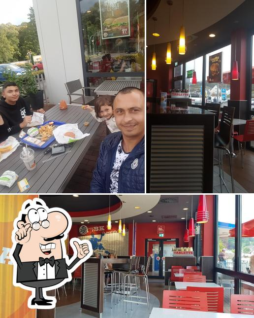 "Интерьер ""Burger King"""