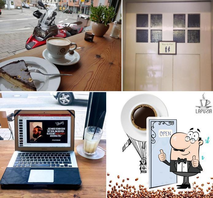Kaffeerösterei Lapuzia picture