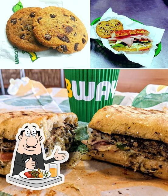 Food at Subway