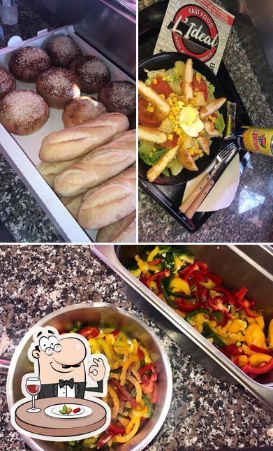 Nourriture à L'idéal furiani