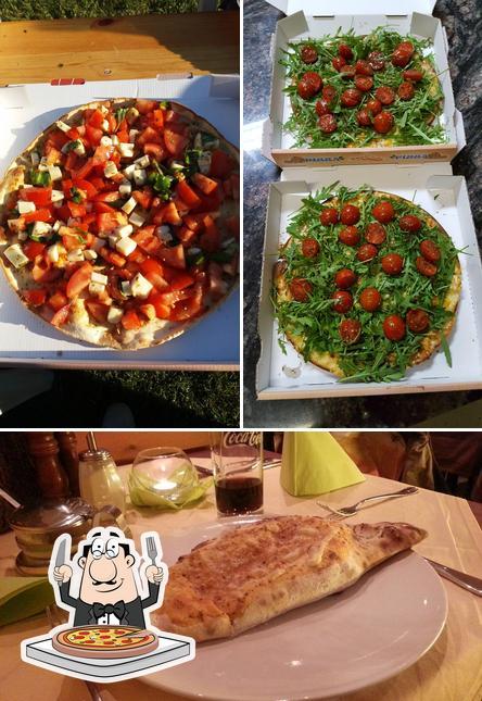 Kostet eine Pizza bei Pizzeria Carlo