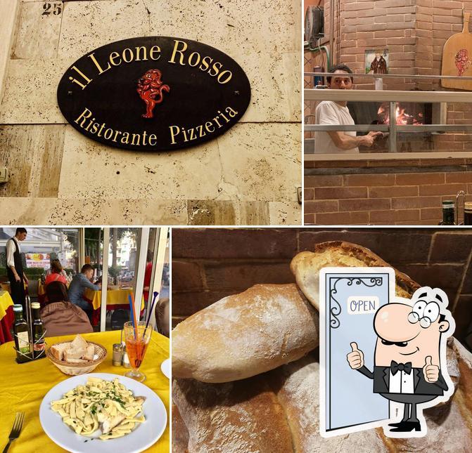 Foto di Il Leone Rosso Ristorante Pizzeria