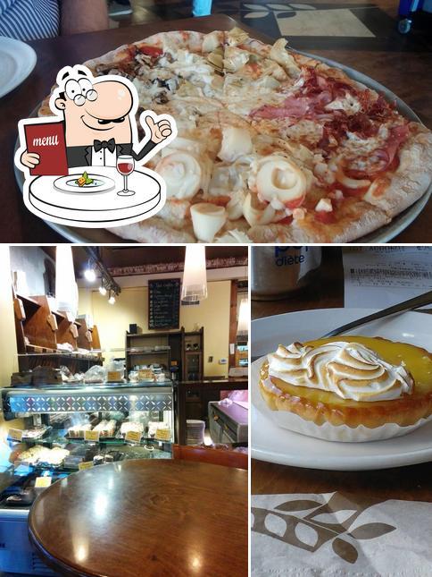 Nourriture à Boîte à Pain - Café Napoli