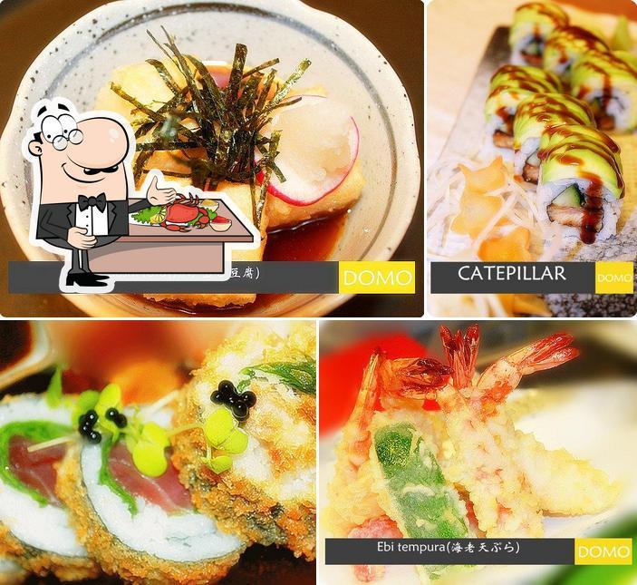 Get seafood at Ravintola Domo