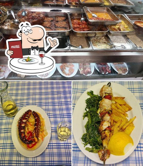 Food at Kamaki