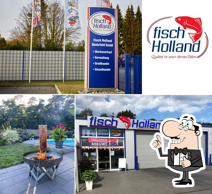 Look at the image of Fisch Holland Bielefeld GmbH