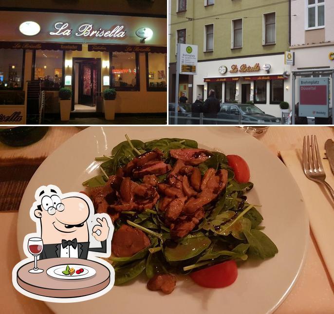 Meals at La Brisella